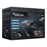 Power Pack (Naval Storm). Le capteur optique Pro-Optic (R4) ajustable jusqu'à 5 000 dpi.