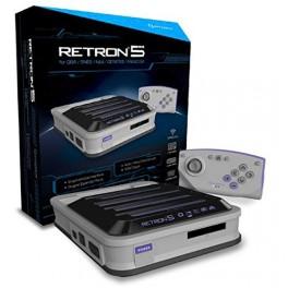 Console Retron 5 Grise