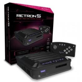 Console Retron 5 Noire