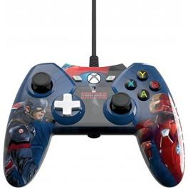 Manette filaire Marvel Civil War pour Xbox One