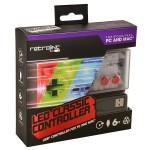 Manette NES Lumineuse USB pour PC et Mac