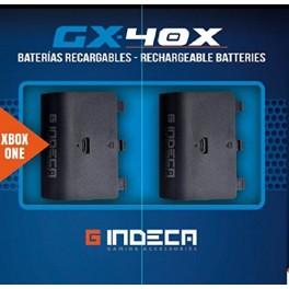 2 Batteries rechargeables pour Xbox One