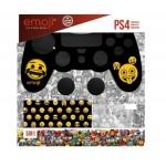 Coque pour manette et accesoires EMOJI pour PS4