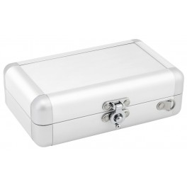 Valise Aluminium DSLite / DSi Blanc