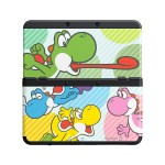 Coque Yoshi pour Nintendo New 3DS