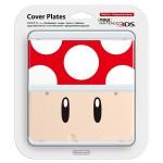 Coque Champignon pour Nintendo New 3DS