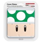 Coque Champignon Vert pour Nintendo New 3DS