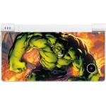 Graphic Skin DSi Hulk. Décor marvel pour nintendo dsi.