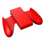 Poignée de confort  pour Joy-Con Rouge Nintendo Switch