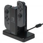 Chargeur pour 4 manettes Joy-Con Nintendo Switch HORI