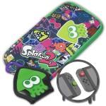 Sacoche et accessoires SPLATOON 2 pour Nintendo Switch HORI
