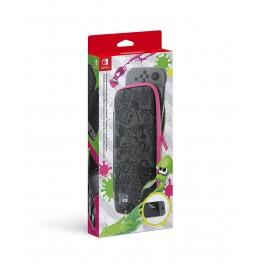 Sacoche et protection écran SPLATOON 2 pour Nintendo Switch HORI