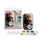 Sacoche et accessoires Chien LABRADOR pour Nintendo New 3DSXL