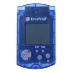 Carte mémoire Visual Memory US pour Sega Dreamcast