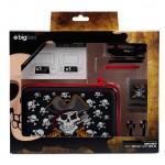 Pochette et accessoires décor Pirates New 2DS XL / New 3DS XL