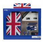 Sacoche et accessoires décor Drapeau anglais New 2DS XL