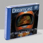 Jeu Dreamcast Rush Rallye Reloaded