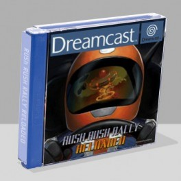 Jeu Dreamcast Rush Rallye Reloaded