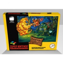 Jeu Super Nes Dorke and YMP