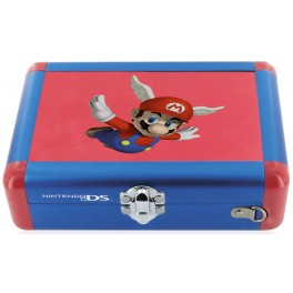 Valise aluminium officielle Mario qui vole