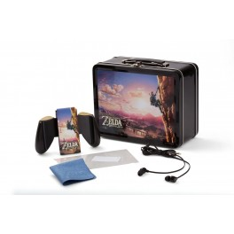 Grande boite métallique ZELDA Breath of the Wild pour Nintendo Switch