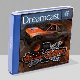 Jeu Dreamcast 4x4 Jan