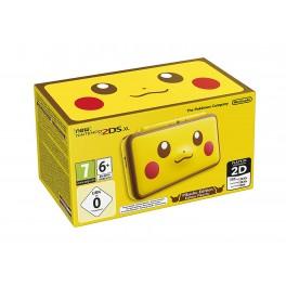 Console Nintendo New 2DSXL Edition Pikachu