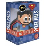 Figurine Lumineuse Pixel Pals Superman 029