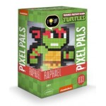 Figurine Lumineuse Pixel Pals Teenage Mutant Ninja Turtles Raphael 033