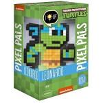Figurine Lumineuse Pixel Pals Teenage Mutant Ninja Turtles Leonardo 034