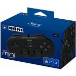 Mini Manette Noir pour PS4 Hori