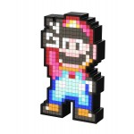 Figurine Lumineuse Pixel Super Mario World 020