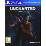 Jeu Uncharted : The Lost Legacy