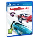 Jeu Wipeout Omega Collection
