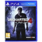 Jeu Uncharted 4 : Thief's End