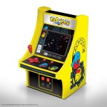 Mini Borne Arcade Pac-Man