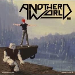 Jeu Another World pour Dreamcast