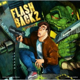 Jeu Flashback 2 Fade to Black pour Dreamcast