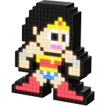 Figurine Lumineuse Pixel Wonder Woman 028
