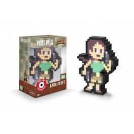 Figurine Lumineuse Pixel Pals Lara Croft Tomb Raider 041