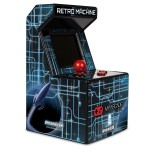 Mini Borne Arcade rétro machine inclus 200 Jeux Vintage 8 Bit