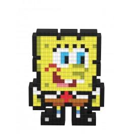 Figurine Lumineuse Pixel Pals BOB L'EPONGE 050
