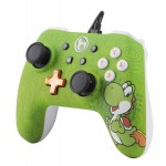 Manette filaire Super Mario Yoshi Nintendo Switch