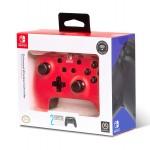 Manette sans fils Rouge Nintendo Switch