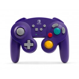 Manette sans fils GameCube Violet Nintendo Switch