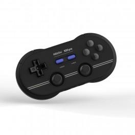 Manette Bluetooth N30 Pro2 NES pour Nintendo Switch Noir