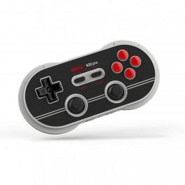 Manette Bluetooth N30 Pro2 NES pour Nintendo Switch Gris/Noir