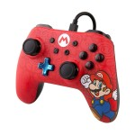 Manette filaire Super Mario Bros Nintendo Switch