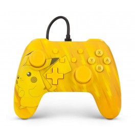 Manette filaire Pokémon pour Nintendo Switch