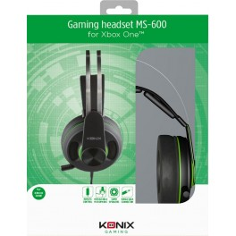 Casque Micro MS-600 Mythics pour Xbox One Konix